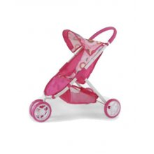 Коляска для кукол M.Mally Zuzia (pink)