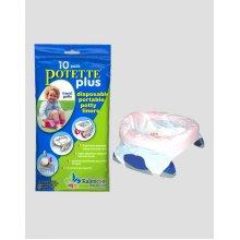 Набор одноразовых пакетов Potette Plus (10шт)