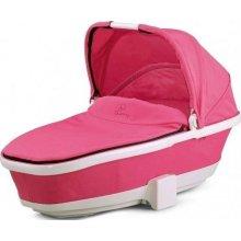 Люлька для коляски Quinny Q Pink Passion Малинова