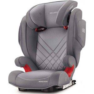Автокресло Recaro Monza Nova 2 Seatfix Aluminium Grey