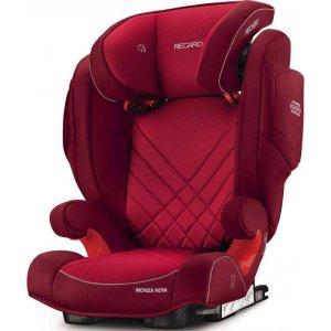Автокресло Recaro Monza Nova 2 Seatfix Indy Red