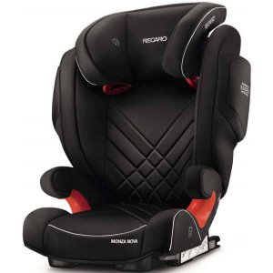 Автокресло Recaro Monza Nova 2 Seatfix Performance Black