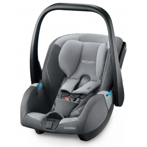 Автокресло Recaro Guardia Aluminium Grey