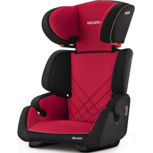 Автокресло Recaro Milano Racing Red