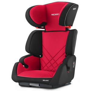 Автокресло Recaro Milano Seatfix Racing Red