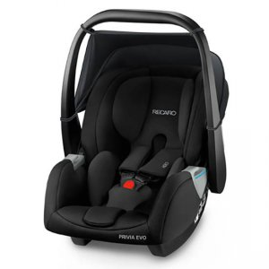 Автокресло Recaro Privia Evo Performance Black