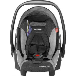 Автокресло Recaro Young Profi Plus Graphite