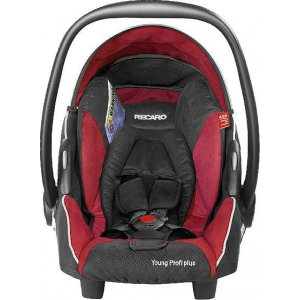 Автокресло RECARO Young Profi plus Cherry