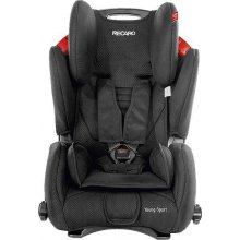 Автокресло Recaro Young Sport Black