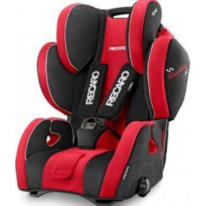 Автокресло Recaro Young Sport Hero Racing Edition