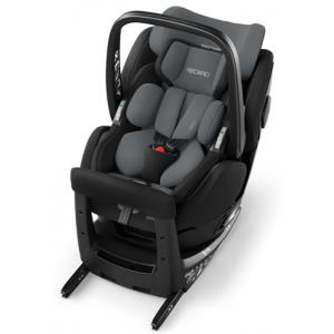 Автокресло Recaro Zero.1 Elite i-Size R129 Carbon Black