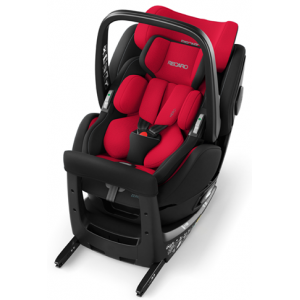 Автокресло Recaro Zero.1 Elite i-Size R129 Racing Red