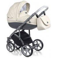 Универсальная коляска 2в1 Roan Bass Soft Eco Cream Shake
