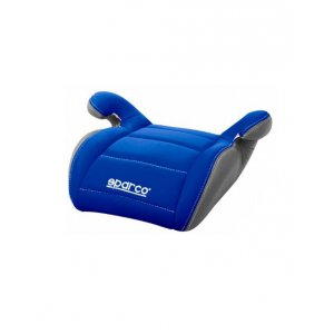Автокресло Бустер Sparco F100K Blue/Grey