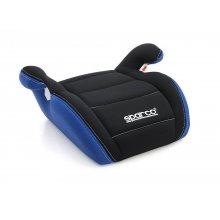 Автокресло Бустер Sparco F100K Black/Blue
