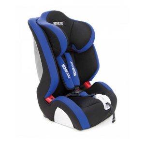 Автокресло Sparco F1000K Blue