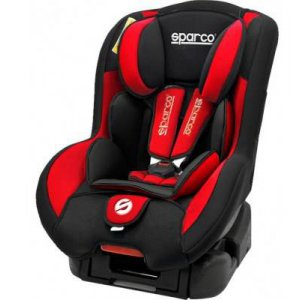 Автокресло Sparco F500K Red