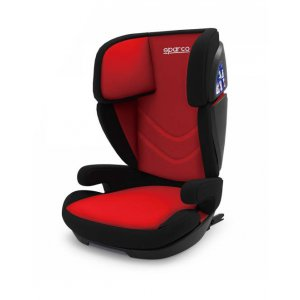 Автокресло Sparco F700I Fit Red