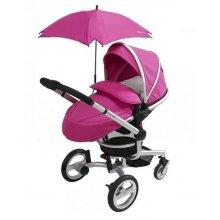 Зонтик к коляске ( raspberry )