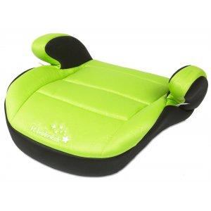 Автокресло Бустер Wonderkids Honey Pad (Зеленый/Черный)
