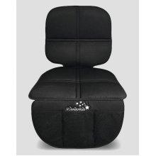 Защитный чехол под автокресло на автомобильное сидение Wonderkids (черный)