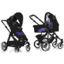 Коляска 2в1 ABC Design Mamba Purple-black