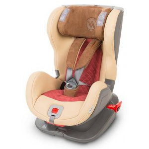 Автокресло Avionaut Glider Royal Beige/Red