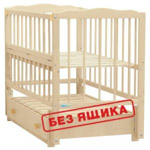 Кроватка Baby Sleep Aurora (AKP-S-O) Naturholz (Натур)
