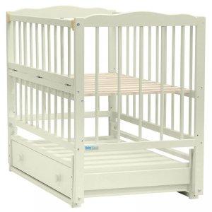Кроватка Baby Sleep Aurora (AKP-S-B) Elfenbein (Сл.кость)