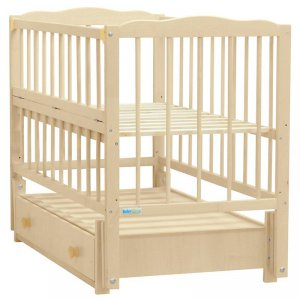 Кроватка Baby Sleep Aurora (AKP-S-B) Naturholz (Натур)
