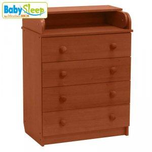 Комод Baby Sleep Stella (DKK-C) Mahagoni
