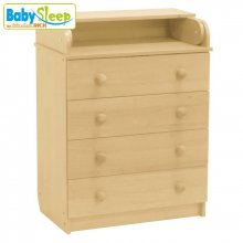 Комод Baby Sleep Stella (DKK-C) Naturholz