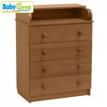 Комод Baby Sleep Stella (DKK-C) Nussbauum