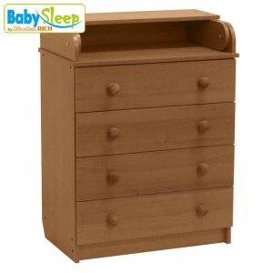 Комод Baby Sleep Stella (DKK-C) Nussbaun