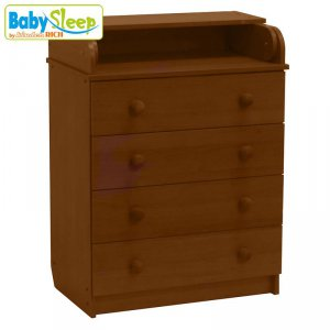 Комод Baby Sleep Stella (DKK-C) Nussbauum Dunkel