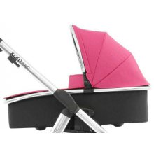 Люлька для новорожденных BabyStyle Oyster 2/Max/Zero Wow Pink