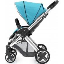 Прогулочная коляска BabyStyle Oyster 2 Ocean / Mirror Black