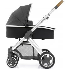 Коляска 2 в 1 BabyStyle Oyster 2 Tungsten Grey / Mirror Tan