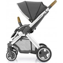 Прогулочная коляска BabyStyle Oyster 2 Tungsten Grey / Mirror Tan