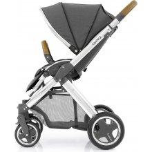 Прогулочная коляска BabyStyle Oyster 2 Tungsten Grey / Mirror Tan