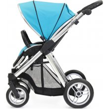 Прогулочная коляска BabyStyle Oyster Max Ocean / Mirror