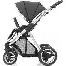 Прогулочная коляска BabyStyle Oyster Max Tungsten Grey / Mirror