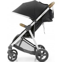 Прогулочная коляска BabyStyle Oyster Zero Black