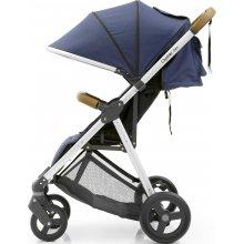 Прогулочная коляска BabyStyle Oyster Zero Oxford Blue
