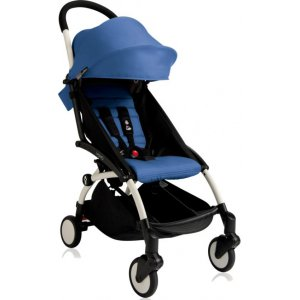 Прогулочная коляска Babyzen Yoyo Plus 6+ Blue White