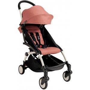 Прогулочная коляска Babyzen Yoyo Plus 6+ Ginger White