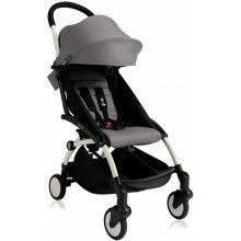 Прогулочная коляска Babyzen Yoyo Plus 6+ Grey White