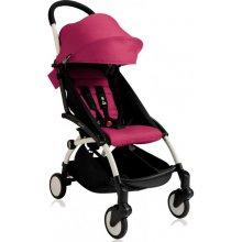 Прогулочная коляска Babyzen Yoyo Plus 6+ Pink White
