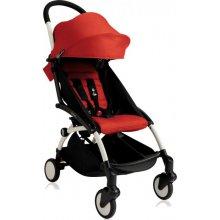 Прогулочная коляска Babyzen Yoyo Plus 6+ Red White