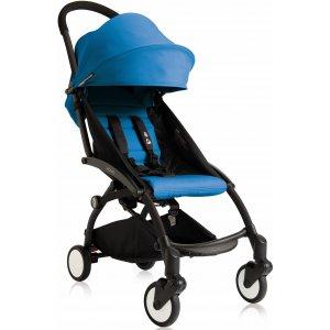 Прогулочная коляска Babyzen Yoyo Plus 6+ Blue Black